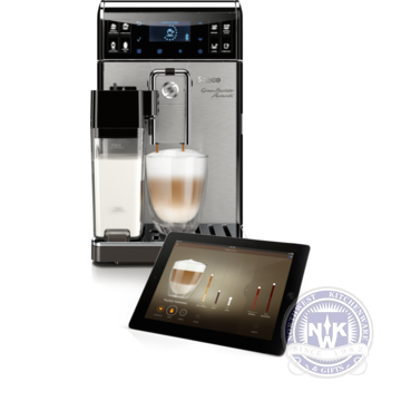 Saeco Granbaristo Avanti with Bluetooth