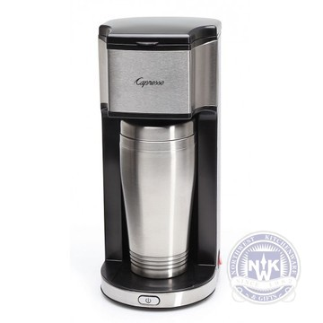 On the Go Single Cup Coffee Brewer