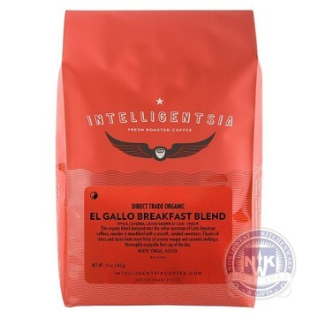 Intelligentsia El Gallo Breakfast Coffee Blend