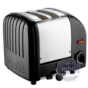Dualit 2 Slice Toaster (Black)