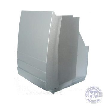 Saeco Royal Professional Dumpbox Silver/Grey Finish