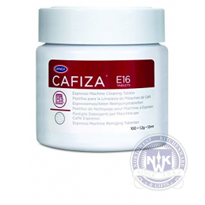 Cafiza E16 Espresso Machine Cleaning Tablets
