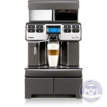 Saeco Aulika Office OTC Automatic Espresso Cappuccino Machine