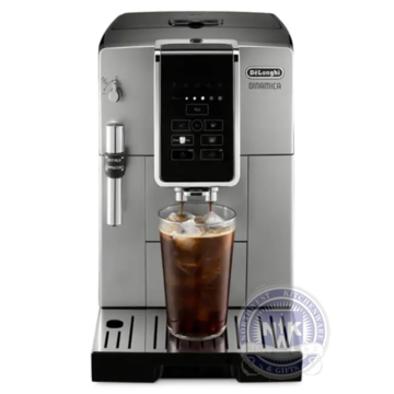 Delonghi Dinamica Silver w/Advance Frother