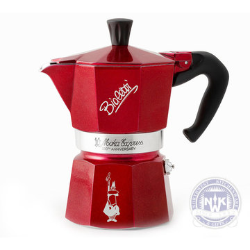 Moka Express 100 year Anniversary 