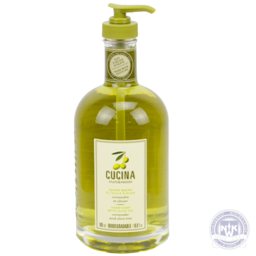 Cucina Hand Soap Coriander and Olive Tree