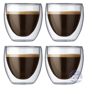 Double Wall Espresso Cups