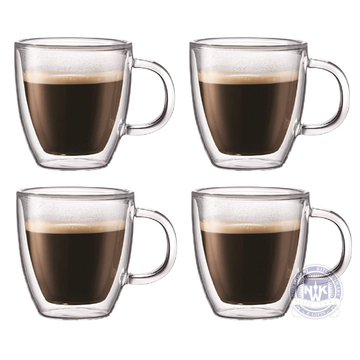 Double Wall Cappuccino cup set
