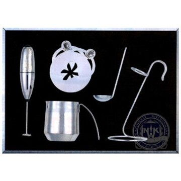 Milk Frothing Set