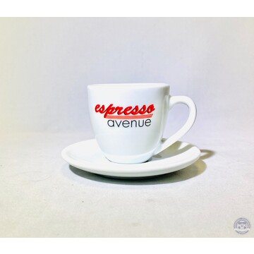 Espresso Avenue Set of 6