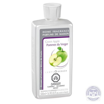 Oil Refill Green Apple Dreams of Fruits Home Fragrance